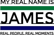My Real Name Is James